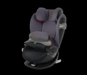 Cybex Pallas S-fix autostol (2019) - Premium Black