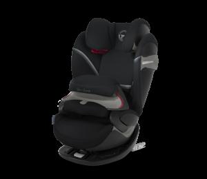 Cybex Pallas S-fix autostol - Deep Black 2020