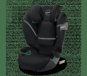 Cybex Solution S i-Fix autostol - Deep Black