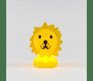 Mr. Maria First Light løvelampe - gul