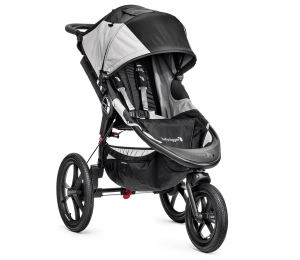 Baby Jogger Summit X3 løbevogn - Black/grey