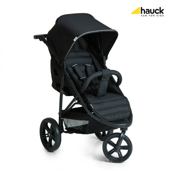 Hauck Rapid 3 - Caviar/Black