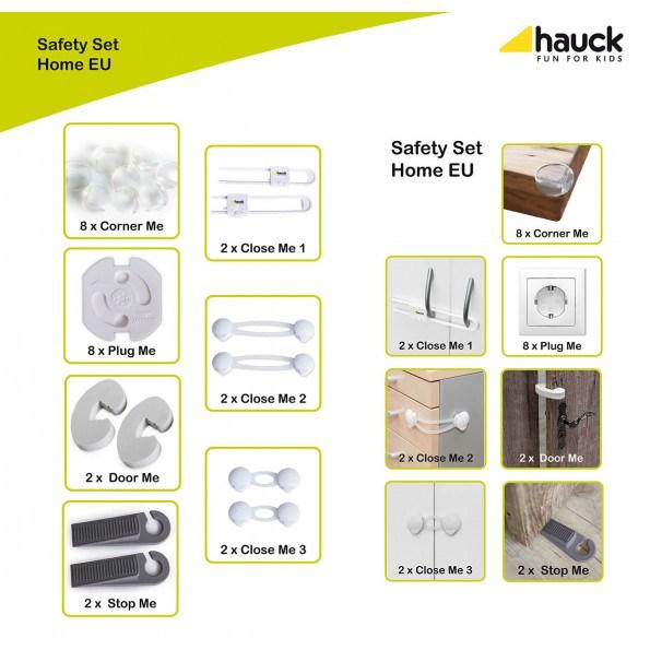 Hauck Safety Set Home EU - - Børnesikring