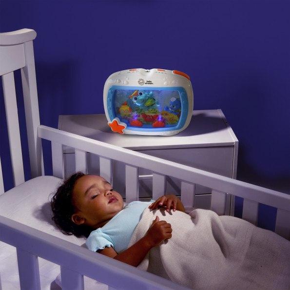 Baby Einstein Havdyr Aktivitetsophæng til seng