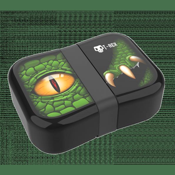 Valiant Dino Eye madkasse - Grøn