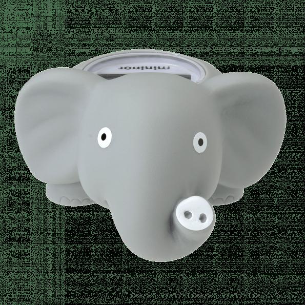 Mininor Badetermometer - Elefant Termometer