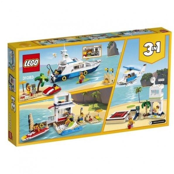 LEGO Creator - Sejleventyr - 31083