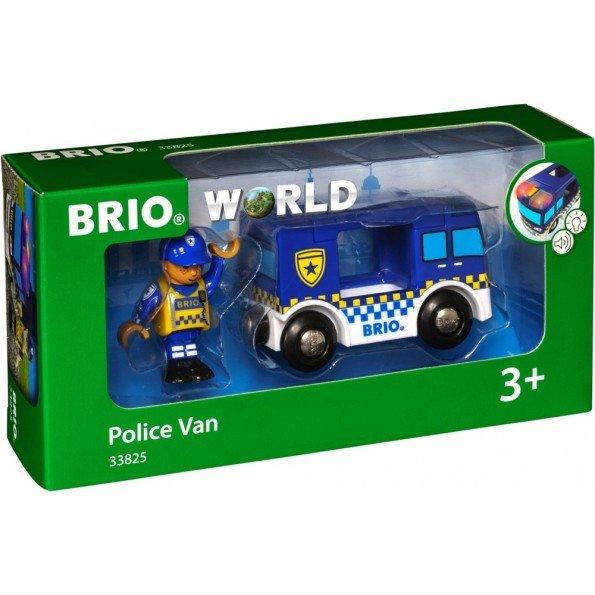 BRIO Politibil - 33825