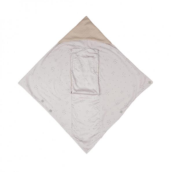 Voksi Baby Wrap - Sand Star