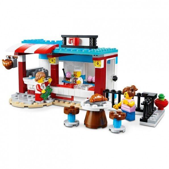 LEGO Creator - Modulsæt Søde overraskelser - 31077