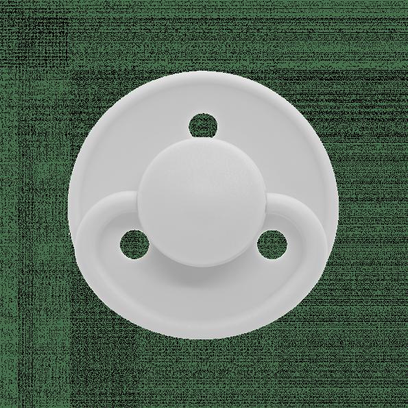Mininor silikonesut 0m+ - hvid