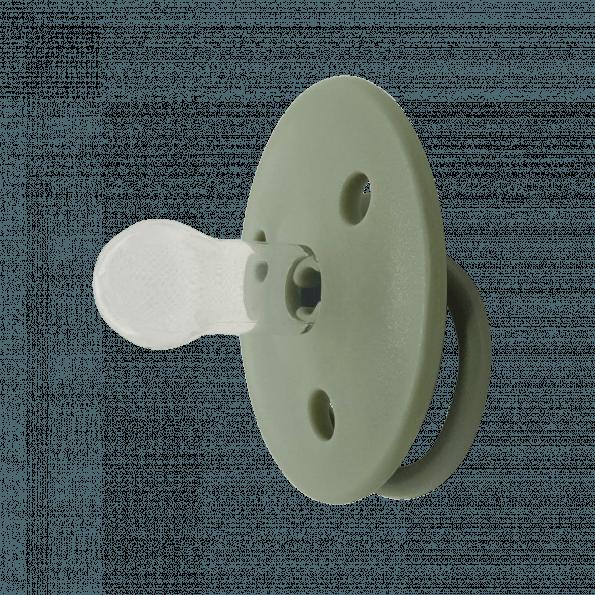 Mininor silikonesut 0m+ - grøn
