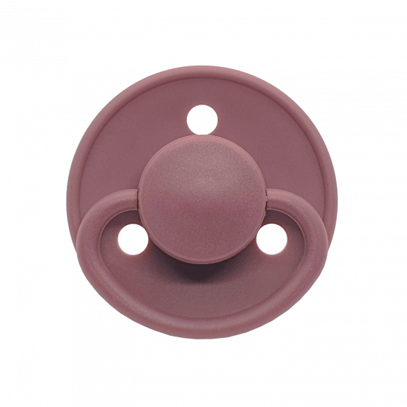 Mininor silikonesut 0m+ - lilla