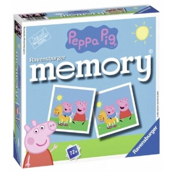 Ravensburger Gurli Gris Memory Spil