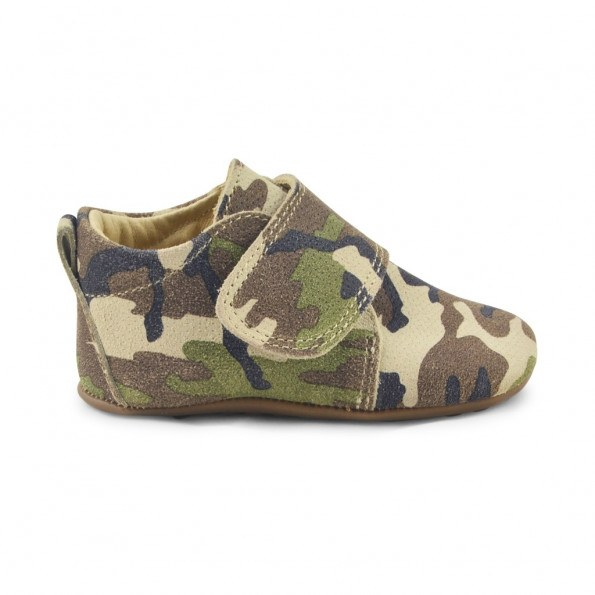 Pom Pom Fashion Hjemmesko - Camouflage