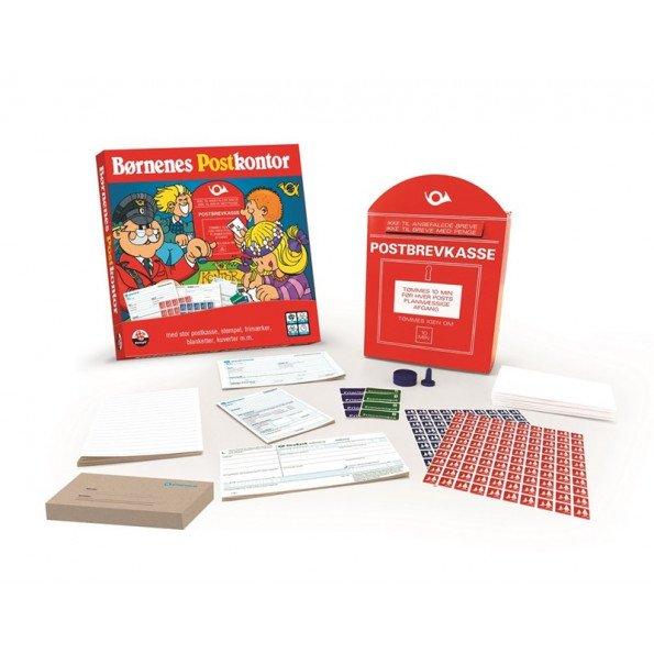 Danspil Børnenes Postkontor - spil