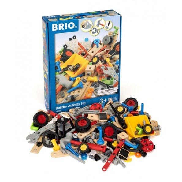 BRIO Builder - Aktivitetssæt - 34588