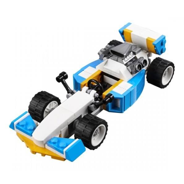 LEGO Creator - Ekstreme Motorer - 31072