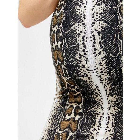 Mamalicious slangeprint ventenederdel