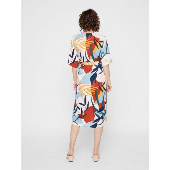 Mamalicious mønstret kjole - arabian spice