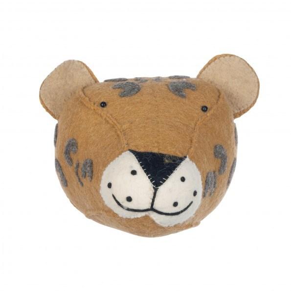 KidsDepot Zoo Dyrehoved - Leopard