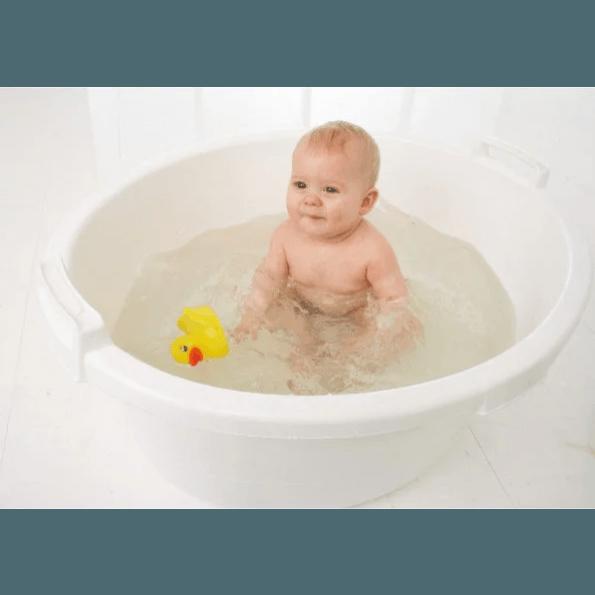 BabyDan balje m. prop (90L) - hvid