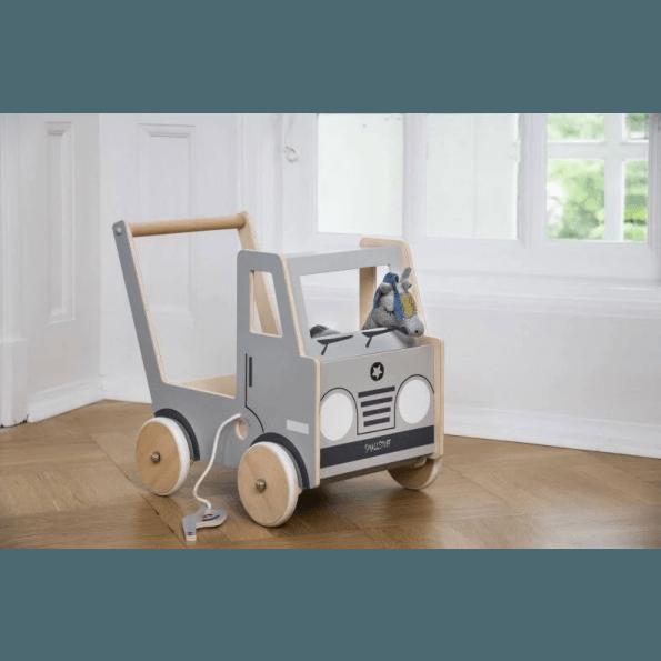 Smallstuff gåvogn - lastbil