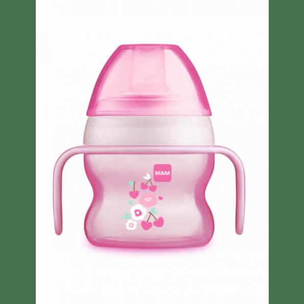 MAM startkop - pink