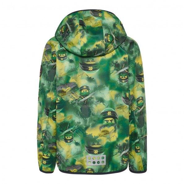 LEGO Wear Tec Ninjago softshell jakke - Grøn