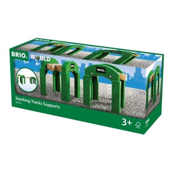 BRIO World - Bropiller - Grønne - 33253