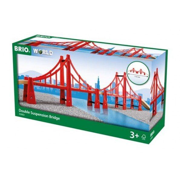 BRIO World - Hængebro - Lang - 33683