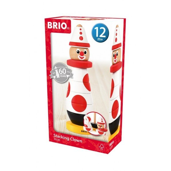 BRIO Klovn Jubilæumsudgave - 30230