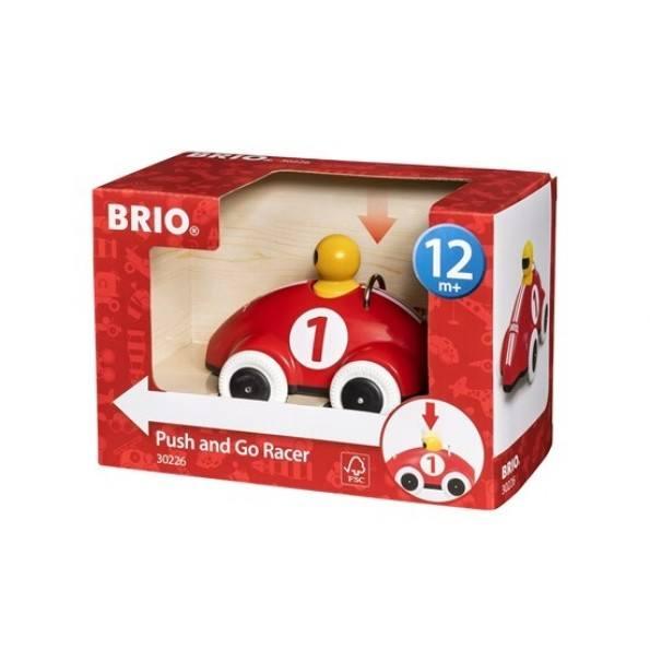 BRIO Push & Go Racerbil Legetøj - 30226