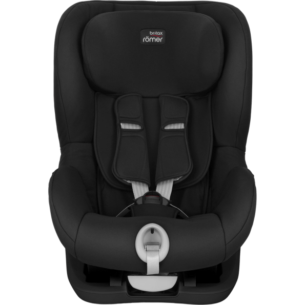 Römer King II Black Series Autostol - Cosmos Black