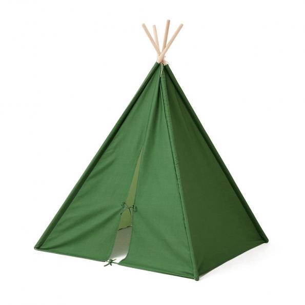 Kids Concept Tipi Telt - Grøn