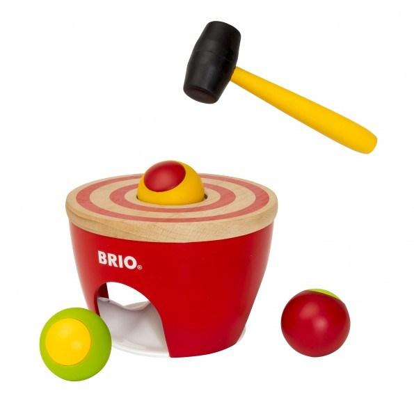 BRIO Hammerboks - 30519