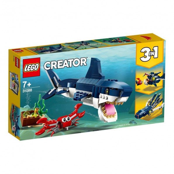 LEGO Creator, Dybhavsvæsner - 31088