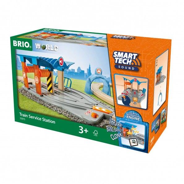 BRIO togservicestation - 33975