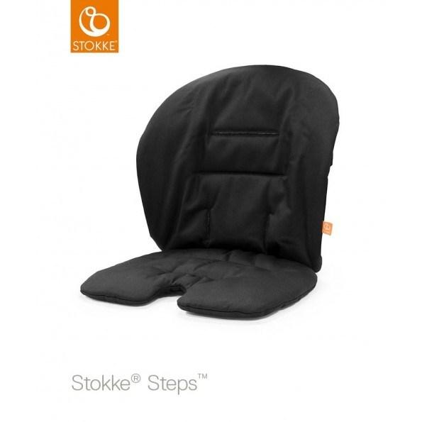 Stokke Steps Hynde - Sort