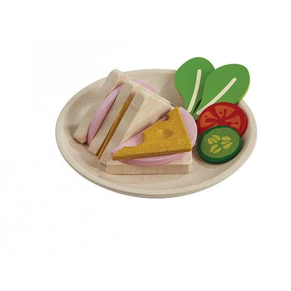 PlanToys legemad sandwhich
