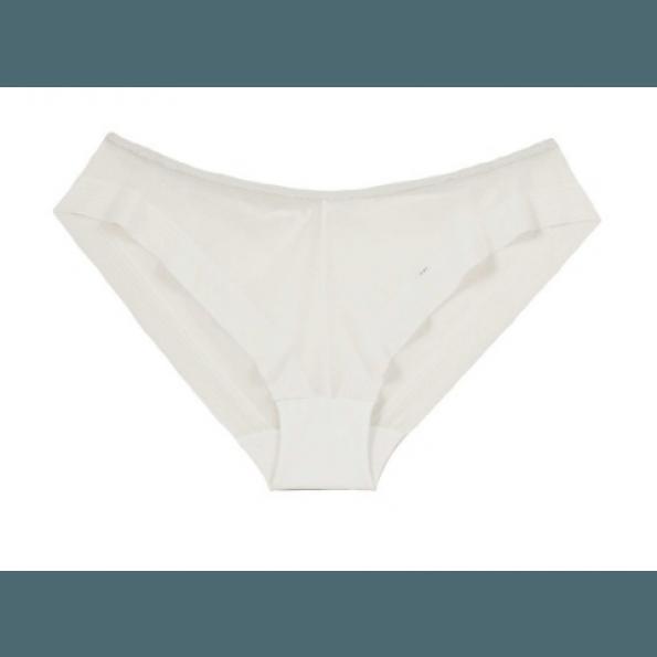 Cache Coeur 3D Light low waist graviditetstrusser, Hvid