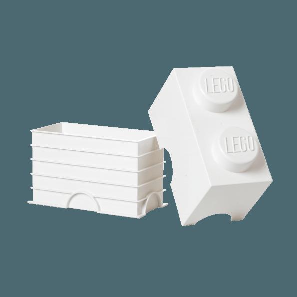 LEGO Opbevaringskasse 2 - Hvid