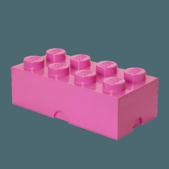 LEGO Opbevaringskasse 8 - Pink