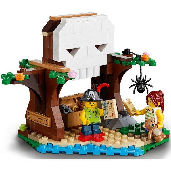 LEGO Creator - Trætopskatte - 31078