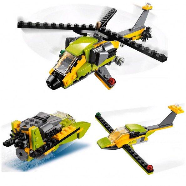 LEGO Creator, Helikoptereventyr - 31092