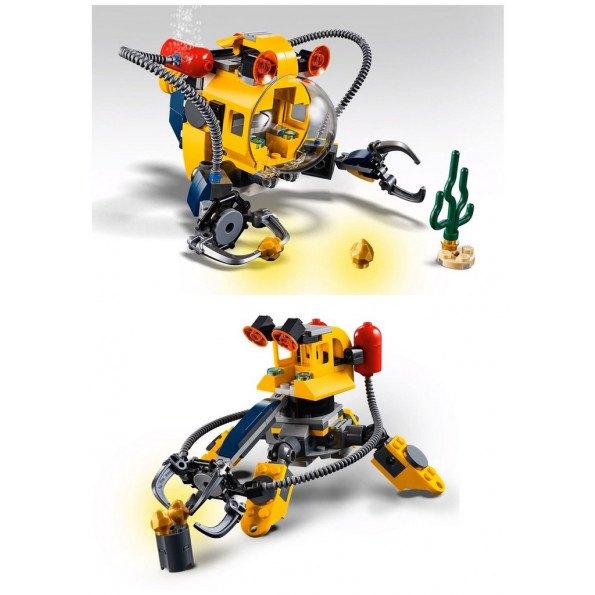 LEGO Creator, Undervandsrobot - 31090