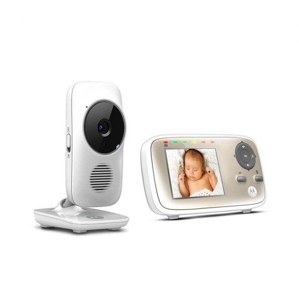 Motorola Babyalarm MBP483 med Video