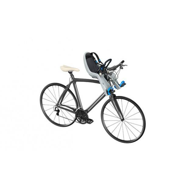 Thule RideAlong Mini Cykelstol - Mørkegrå