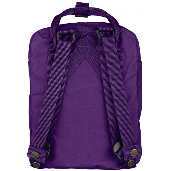 Fjällräven Mini Kånken rygsæk - Purple