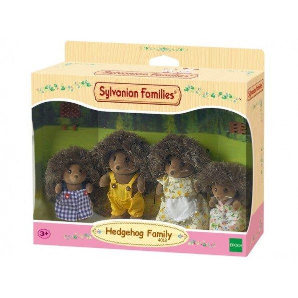 Sylvanian Families - Familien Pindsvin